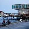 Danish Architecture Centre Copenhagen Harbour Buildings