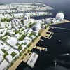 Northern harbor Copenhagen masterplan
