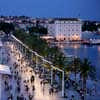 Riva Split Waterfront Croatia