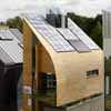 Zero-Carbon BRE House