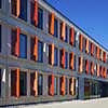 Dagenham Park School Building design by Allford Hall Monaghan Morris Architects