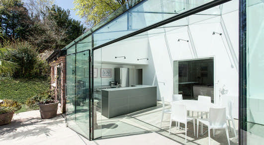 Glass House England