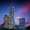 Pan Peninsula towers