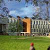 University of Sussex building