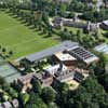 Uppingham School Sports Centre Building