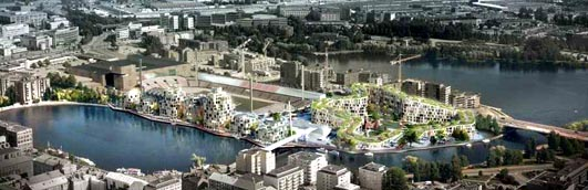 Tampere Waterfront Development