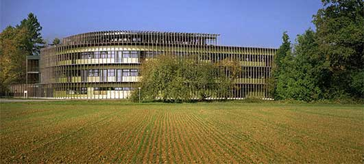 INRA Research Laboratory Building