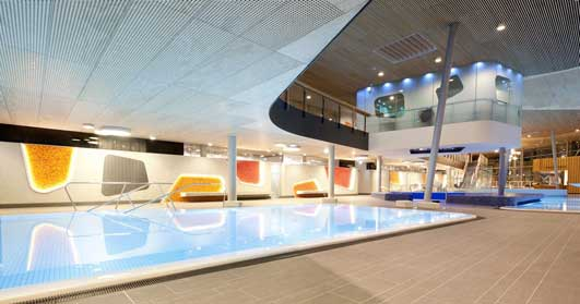 Emser Therme Thermal Baths in Bad Ems Building