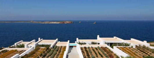 The Edge Summer Houses Residence Paros Cyclades