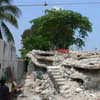 Haiti Earthquake Zone reconstruction