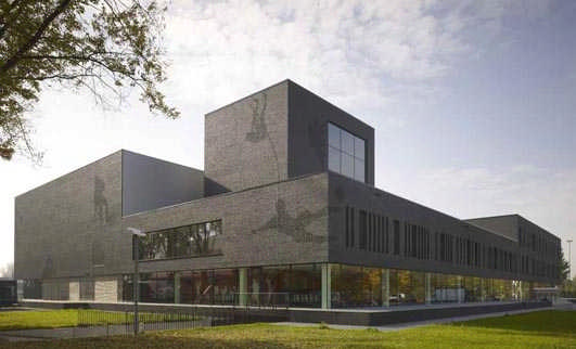 Fontys Sports College Eindhoven Building