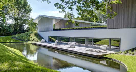 Netherlands property - New House Designs