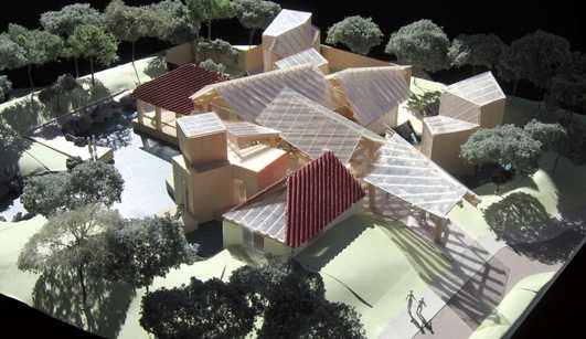 Maggie's Hong Kong design by Frank Gehry