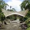 Green School Bali Bridge