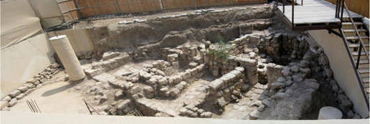 Archeological House Israel