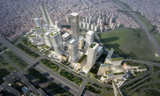 Istanbul International Financial Center