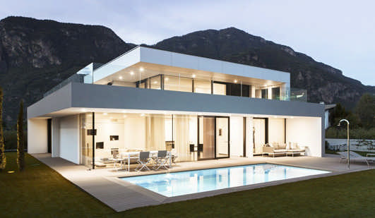 House in Bozen - new Italian Architecture