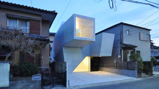 New House in Abiko