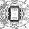 Astana Stadium plan