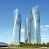 Dancing Towers Buildings design by Studio Daniel Libeskind Architects