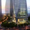 Diagonal Tower Korea