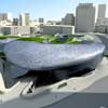 Dongdaemun Design Plaza design by Zaha Hadid Architects