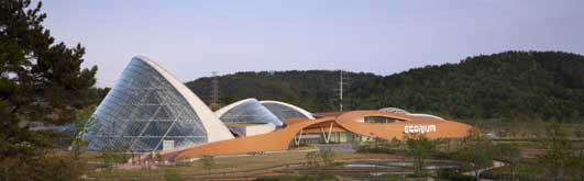 Ecorium of the National Ecological Institute South Korea