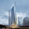 Harmony Tower Seoul Building design by Studio Daniel Libeskind Architects
