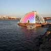 Floating Stage Han River Seoul