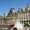 Sheffield Town Hall Building