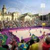 Horse Guards Parade Volleyball Olympics Venue