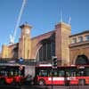 Kings Cross Station building