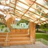 Frank Gehry Serpentine Pavilion Building