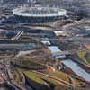 London Olympics Stadium Building