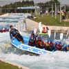 London Olympics 2012 Canoe Slalom venue