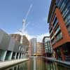 Paddington Basin view