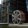 Rolling Bridge Paddington Basin
