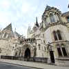Royal Courts of Justice Building London