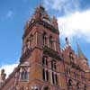 London Railway Station Building by George Gilbert Scott