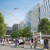 Wembley City North West lands