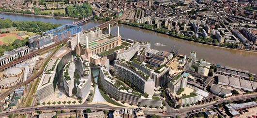 Battersea Power Station proposal