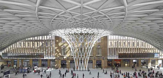 Kings Cross Concourse
