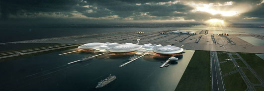 London Britannia Airport - Building Designs of 2013