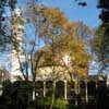 Regents Park Mosque building design by Frederick Gibberd & Partners Architects