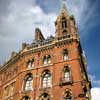 St Pancras London building