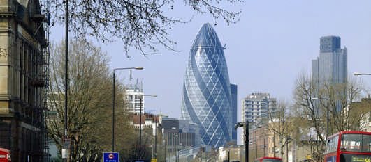 The Gherkin Building