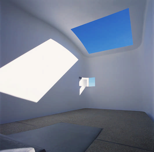 Jim Goldstein Skyspace by James Turrell