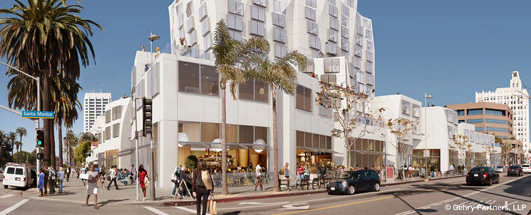 Ocean Avenue Project Santa Monica