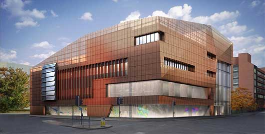 National Graphene Institute Manchester