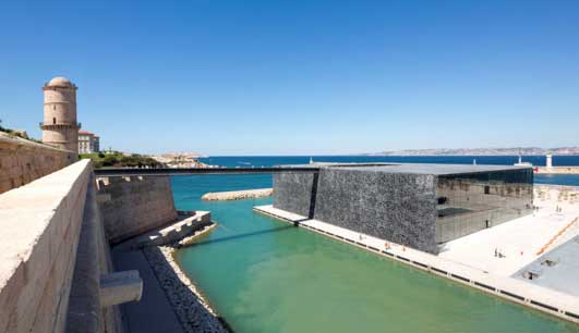 Museum of European and Mediterranean Civilisations Marseille MUCEM